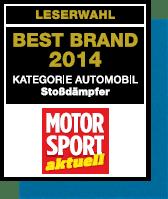 mejor marca amortiguadores 2014