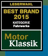 mejor marca amortiguadores 2015
